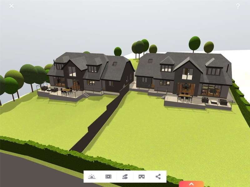 5 Bedrooms Detached House for sale in Pinetrees, Cornhill, St Blazey