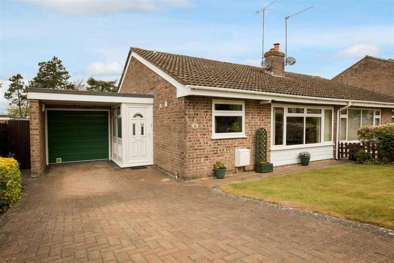 2 Bedrooms Semi Detached House for sale in Bourne Vale, Hungerford