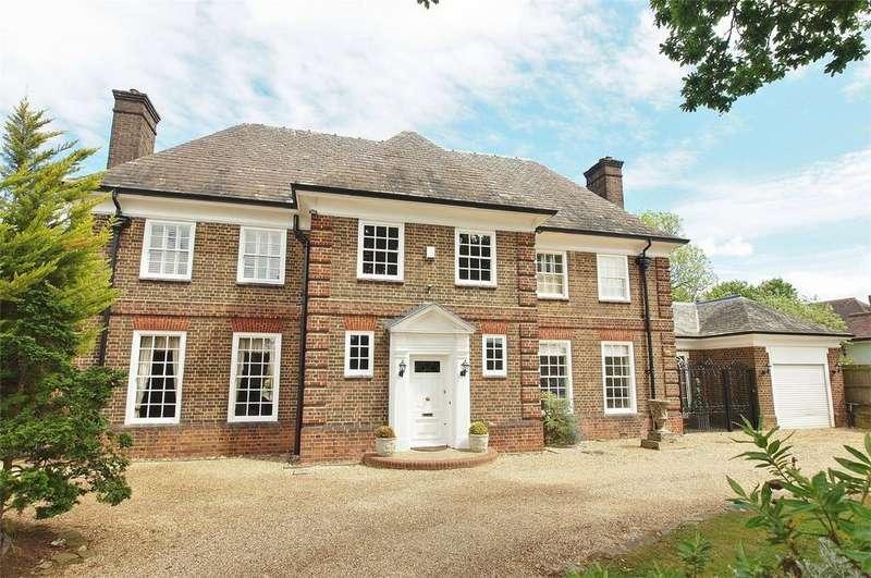 3 Bedrooms Detached House for sale in Oakwood Avenue, Beckenham, Kent