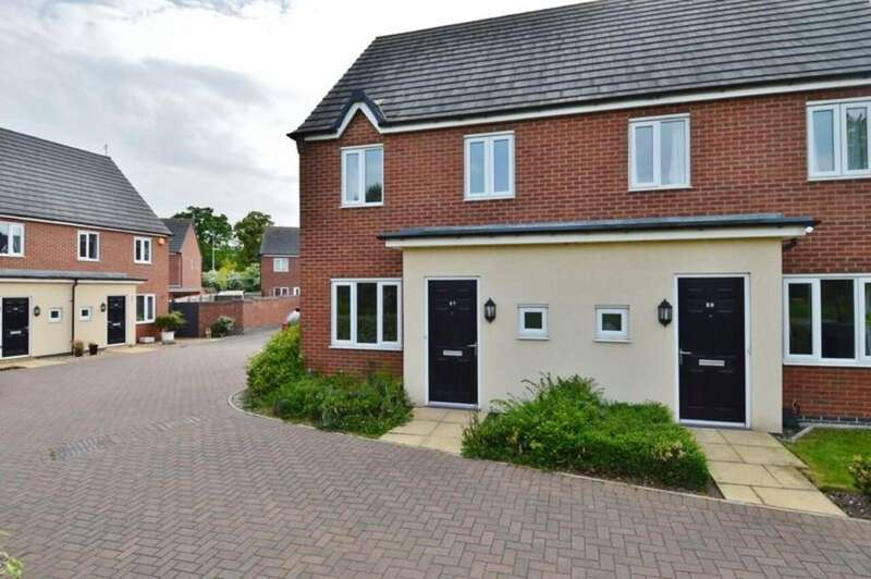 3 Bedrooms Semi Detached House for sale in St Thomas Way, Hawksyard