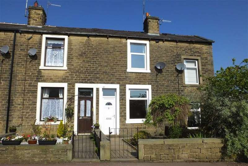 2 Bedrooms Terraced House for sale in Long Ing Lane, Barnoldswick, Lancashire, BB18