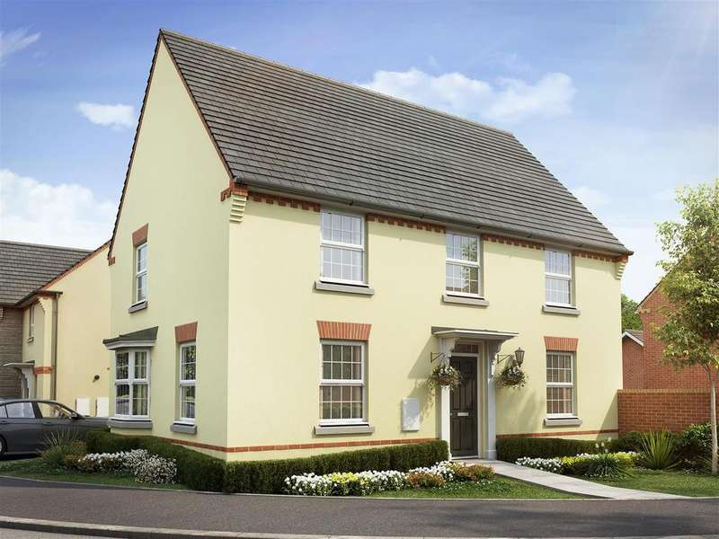 4 Bedrooms House for sale in Plot 11, The Cornell, Saxon Fields, Cullompton
