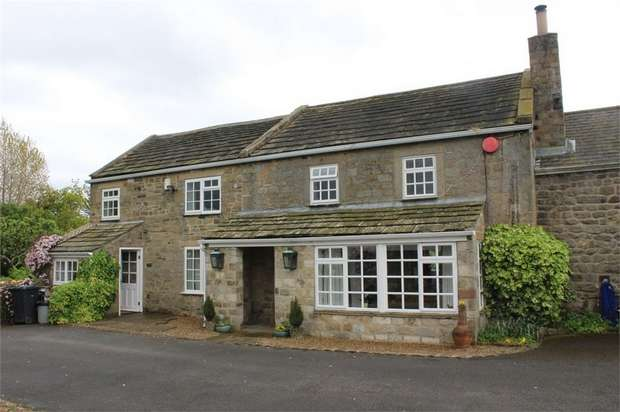 3 Bedrooms Detached House for sale in Gill Lane, Kearby, Wetherby, North Yorkshire