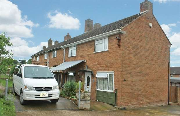 3 Bedrooms End Of Terrace House for sale in The Uplands, Great Haywood, Stafford
