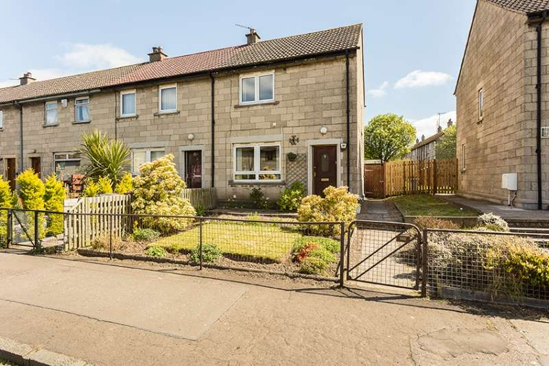 2 Bedrooms Semi Detached House for sale in Balmoral Avenue, Dundee, DD4 8SG