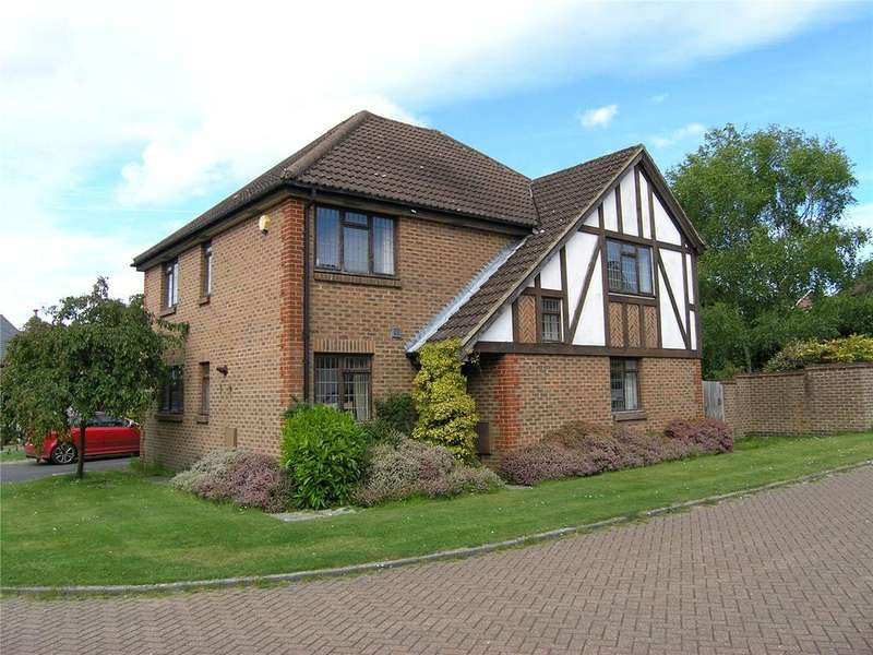 4 Bedrooms Detached House for sale in Barnfield, Tunbridge Wells, Kent, TN2