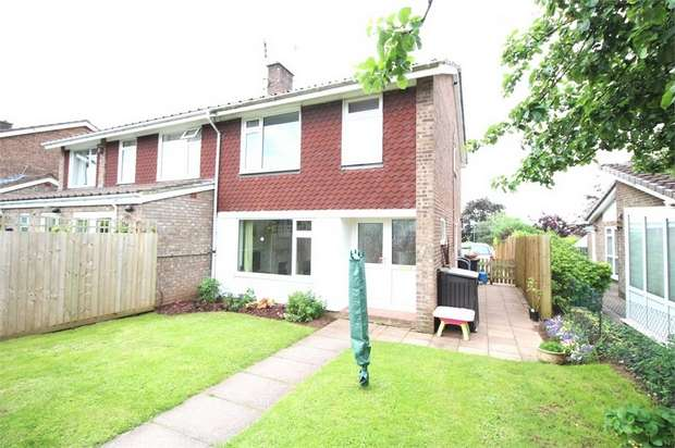 3 Bedrooms Semi Detached House for sale in Hillcrest, Caerleon, Newport