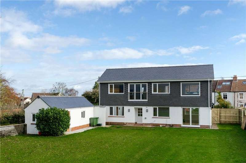 4 Bedrooms Detached House for sale in Marston Lane, Frome, Somerset, BA11