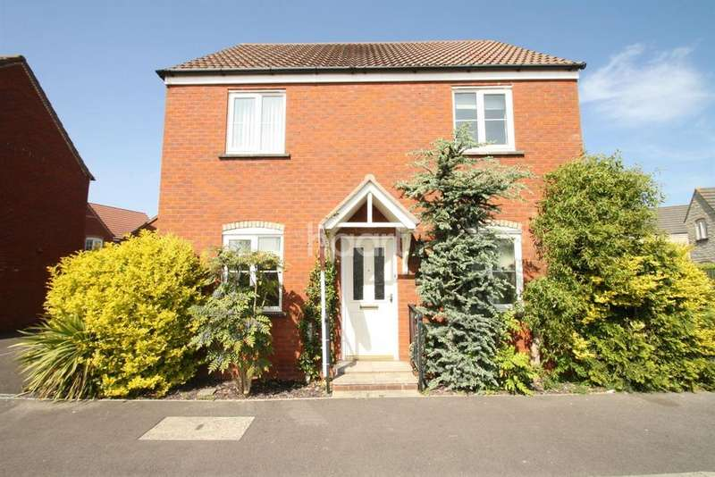 3 Bedrooms Detached House for sale in Jubilee Way