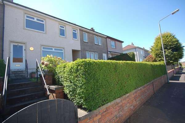3 Bedrooms Terraced House for sale in 35 Drumpellier Avenue, Baillieston, Glasgow, G69 7DN
