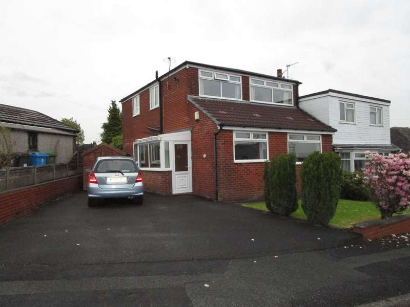 4 Bedrooms Semi Detached House for sale in Dorset Avenue, High Crompton, Shaw