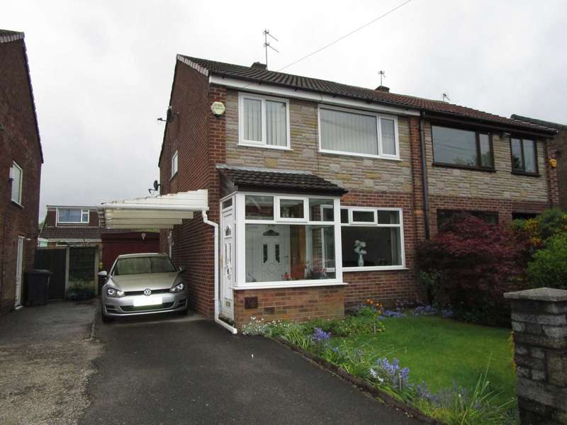 3 Bedrooms Semi Detached House for sale in Blackshaw Lane, Royton