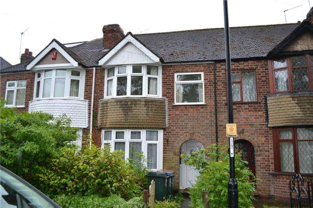 3 Bedrooms Terraced House for sale in Abbey Road, Whitley, Coventry, West Midlands