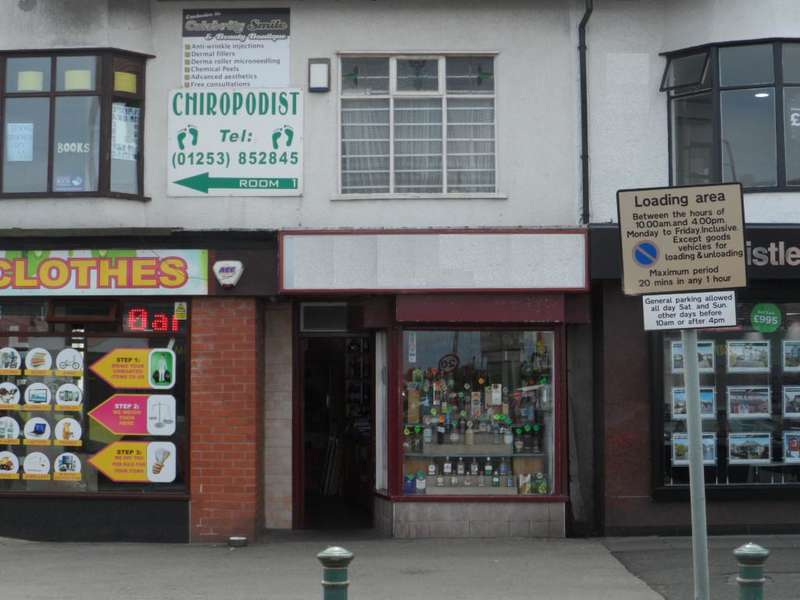 Retail Property (high Street) Commercial for sale in Victoria Road West, Cleveleys, FY5 3LD