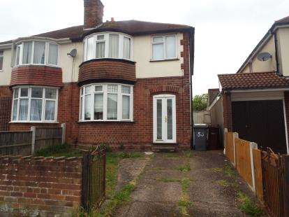 3 Bedrooms Semi Detached House for sale in Fairview Road, Penn, Wolverhampton, West Midlands