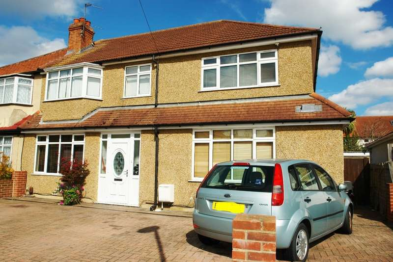 6 Bedrooms Semi Detached House for sale in Selbourne Avenue, Tolworth