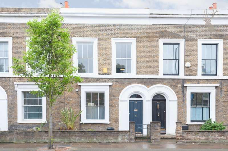 3 Bedrooms House for sale in Old Ford Road, Bethnal Green, E2