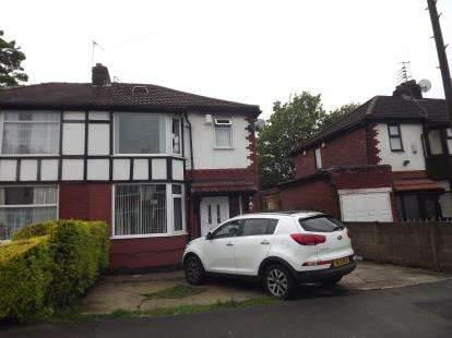 3 Bedrooms Semi Detached House for sale in Gowerdale Road, Stockport, Greater Manchester