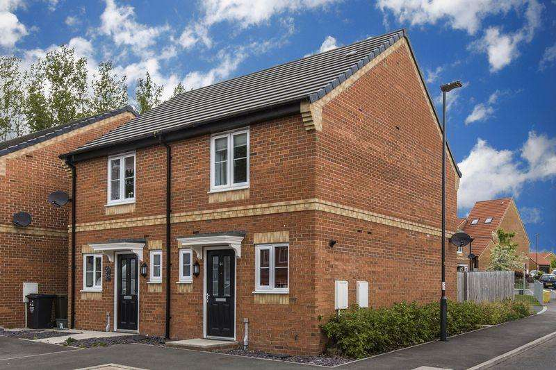 2 Bedrooms House for sale in Rosebud Way, Catterick Garrison