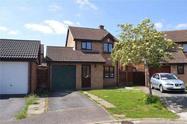 3 Bedrooms Link Detached House for sale in Wansbeck Green, Taunton, Somerset