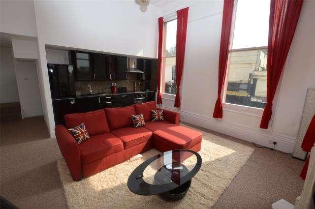 1 Bedroom Flat for sale in Torwood Street, Torquay, Devon