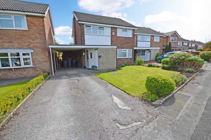 4 Bedrooms Detached House for sale in Ascot Drive, Stockport