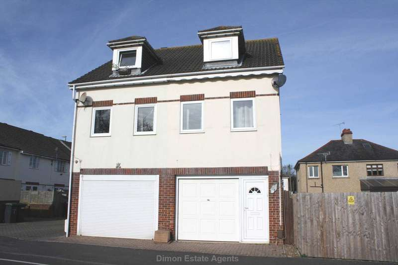 3 Bedrooms Semi Detached House for sale in Coulmere Road, Gosport