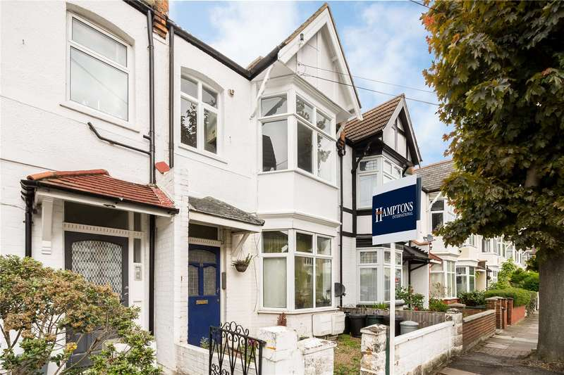 2 Bedrooms Flat for sale in Ribblesdale Road, London, SW16