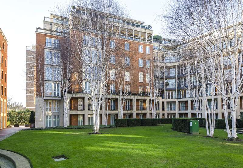 2 Bedrooms Flat for sale in Lucas House, Coleridge Gardens, London, SW10