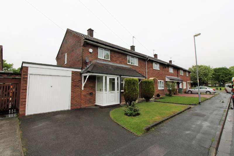 3 Bedrooms Town House for sale in Dryden Close, Short Heath