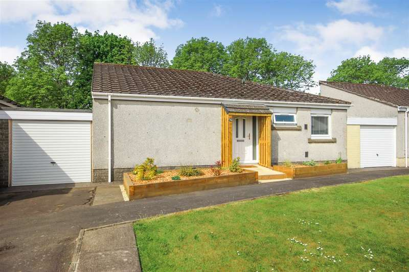 3 Bedrooms Bungalow for sale in Grampian Crescent, Grangemouth