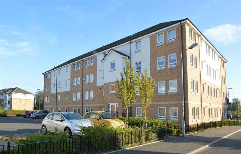 2 Bedrooms Apartment Flat for sale in John Muir Way, Motherwell