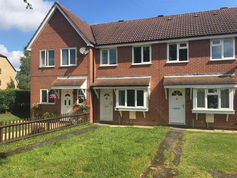 2 Bedrooms Terraced House for sale in Hunters Ridge, Colchester
