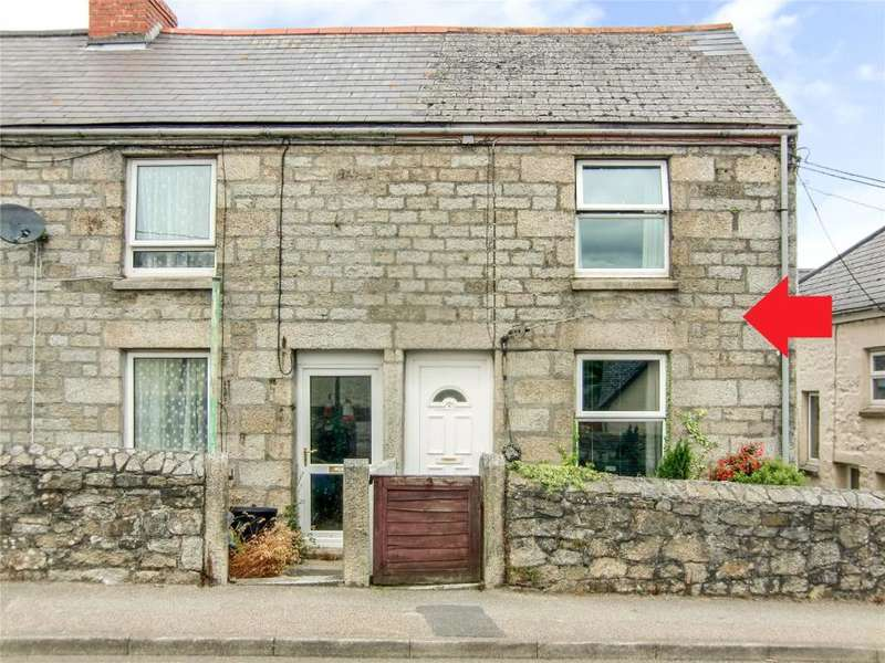 2 Bedrooms End Of Terrace House for sale in Southleigh Place, Mabe, Penryn