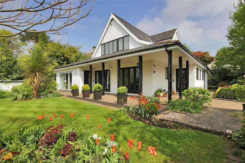 4 Bedrooms Detached House for sale in Camden Hill, Tunbridge Wells, Kent, TN2
