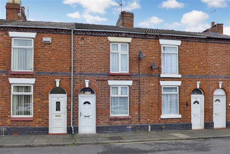 2 Bedrooms Terraced House for sale in Charlesworth Street, Crewe
