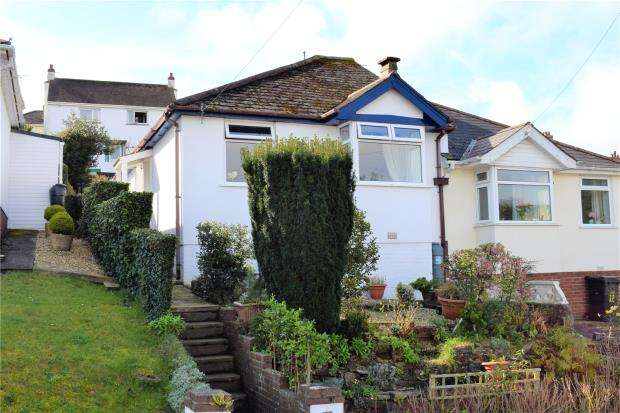 2 Bedrooms Semi Detached Bungalow for sale in Berry Drive, Paignton, Devon