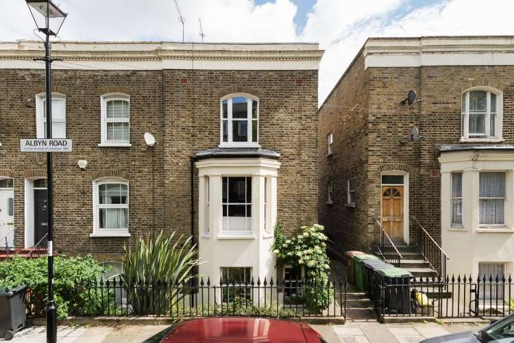 3 Bedrooms House for sale in Albyn Road Deptford SE8