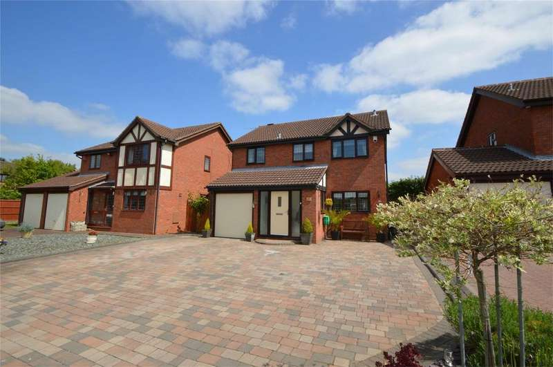 4 Bedrooms Detached House for sale in Penrith Close, Lakeside, Brierley Hill, West Midlands