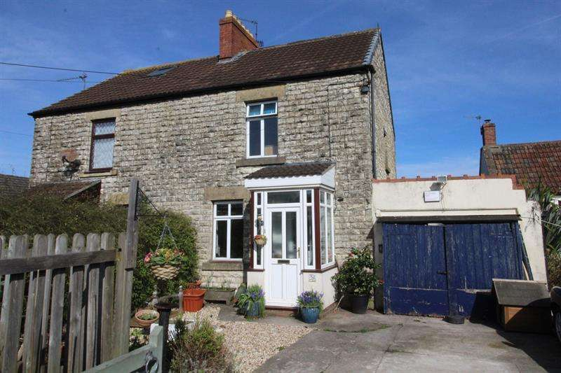 3 Bedrooms Semi Detached House for sale in Park Road, Paulton, Bristol