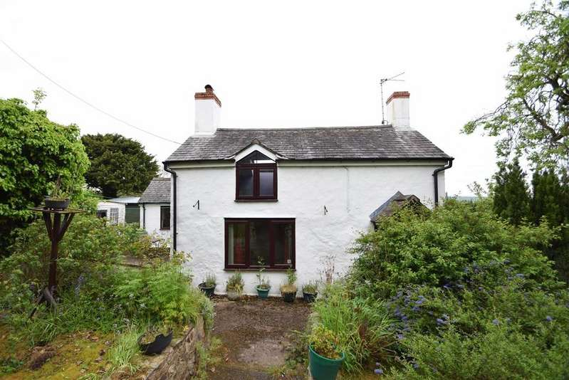 2 Bedrooms Detached House for sale in Hill Cottage, Pontesbury Hill, Pontesbury SY5 0YE