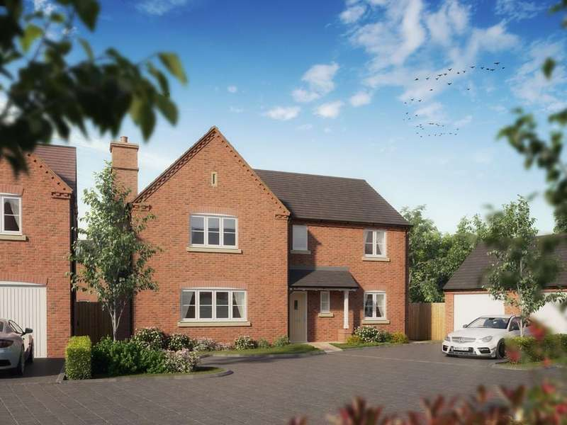 4 Bedrooms Detached House for sale in Plot 24, The Clifton, Seven Arches, Barford