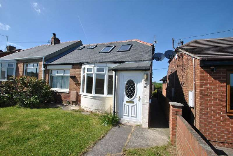 2 Bedrooms Semi Detached Bungalow for sale in West Lane, Hawthorn, Co Durham, SR7