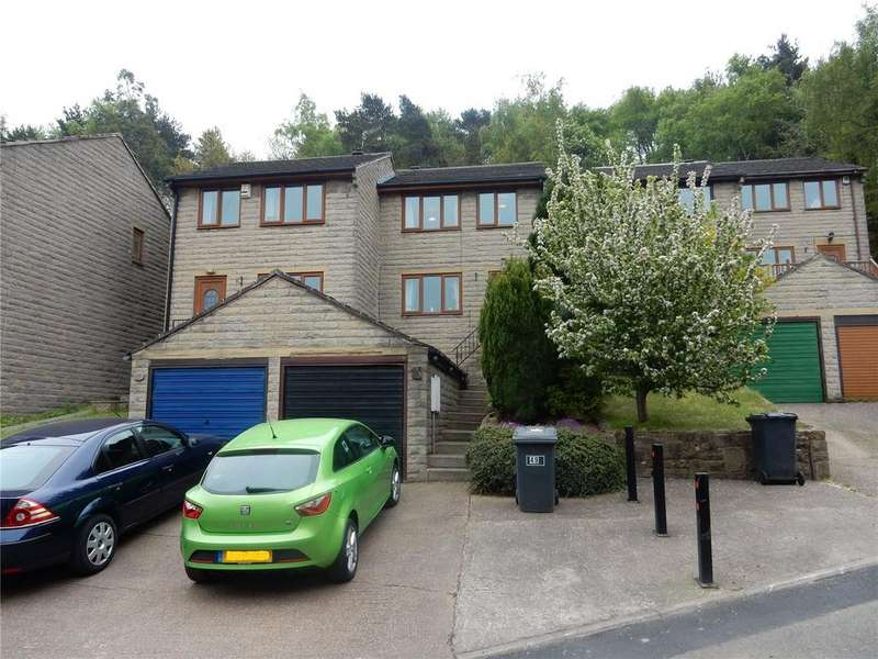 3 Bedrooms Semi Detached House for sale in Slant Gate, Linthwaite, Huddersfield, HD7