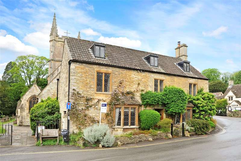 4 Bedrooms Detached House for sale in Market Place, Castle Combe, Wiltshire, SN14