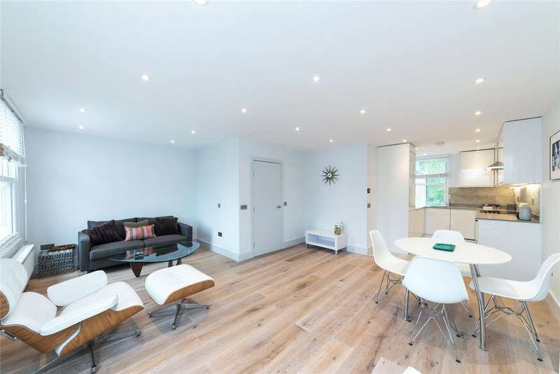 3 Bedrooms Maisonette Flat for sale in Ponsard Road, London, NW10