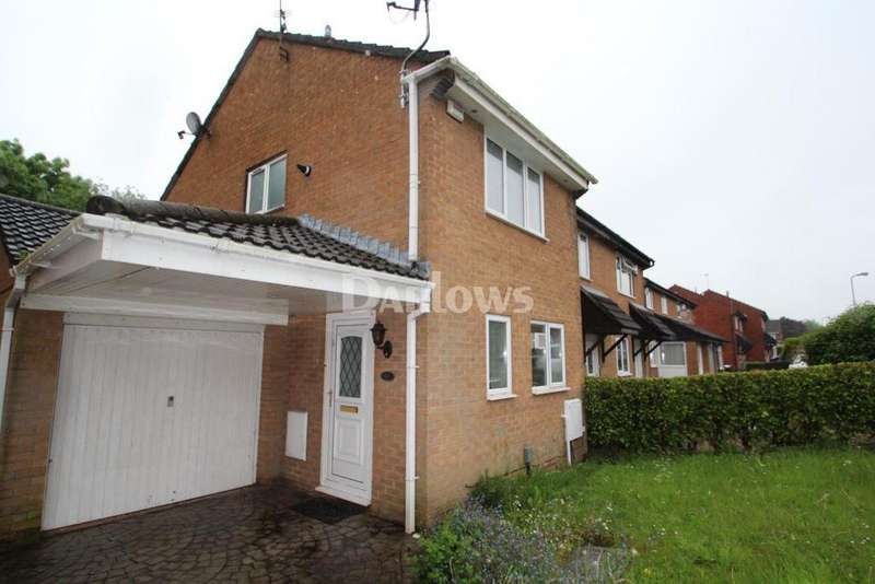 2 Bedrooms End Of Terrace House for sale in Tangmere Drive