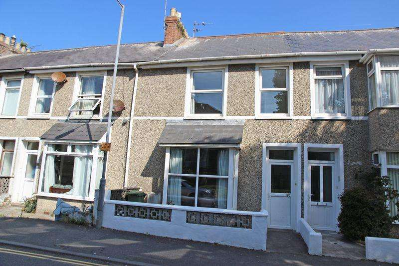 3 Bedrooms Terraced House for sale in Ennors Road, Newquay