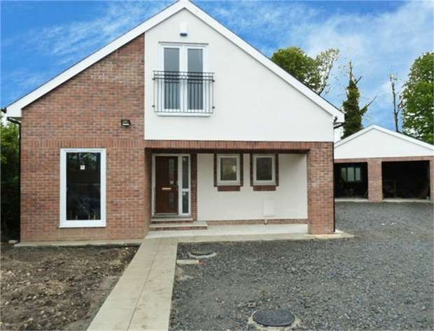 4 Bedrooms Detached House for sale in Pine Avenue, Newcastle upon Tyne, Tyne and Wear