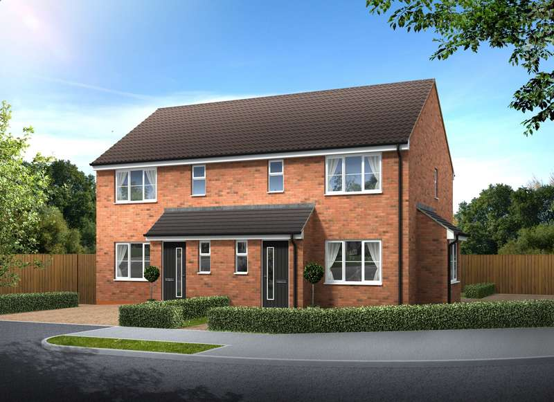 3 Bedrooms House for sale in 3 bedroom House New Build in Leftwich